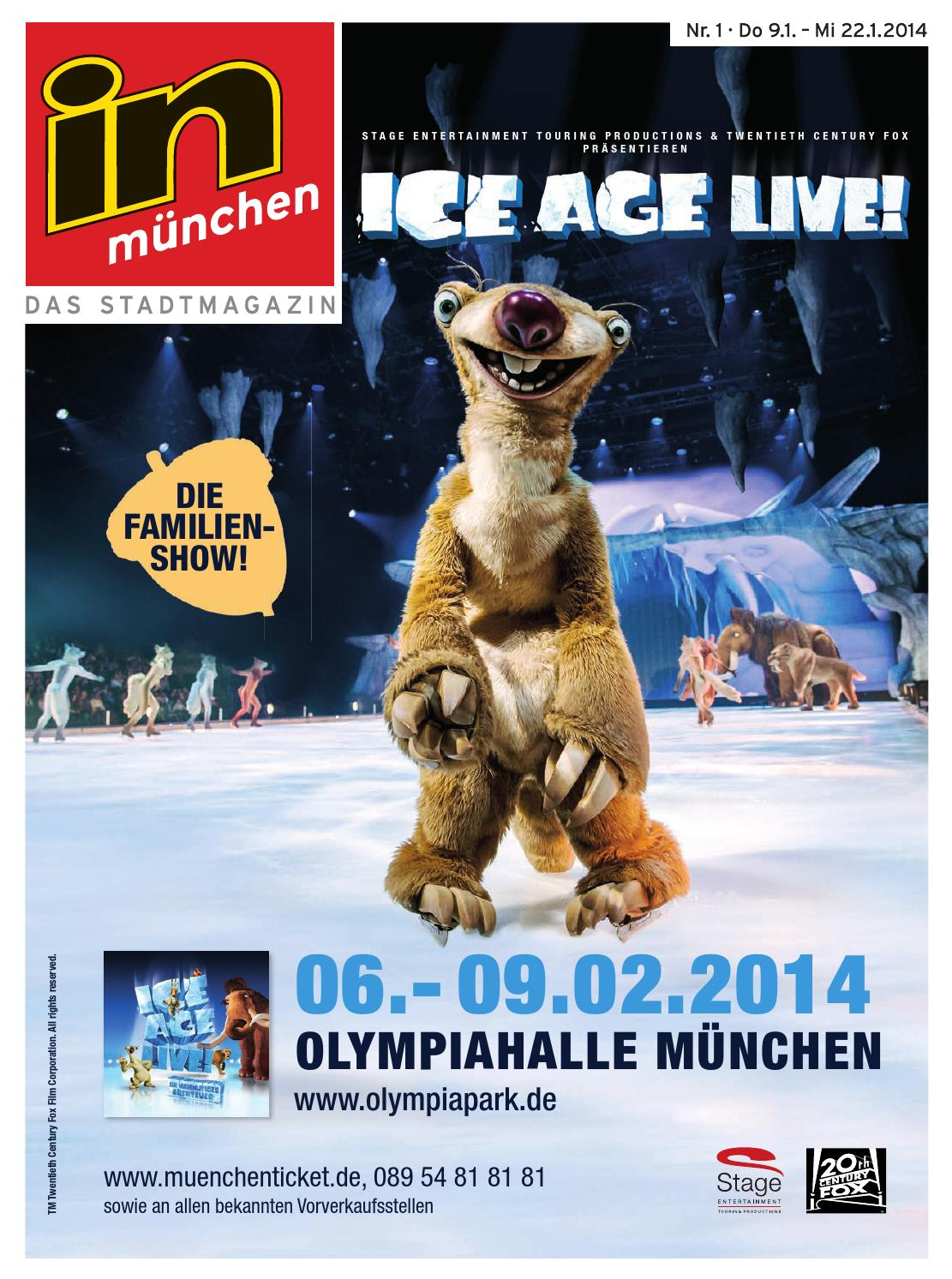 in münchen Nr. 01/2014 by InMagazin Verlags GmbH - issuu