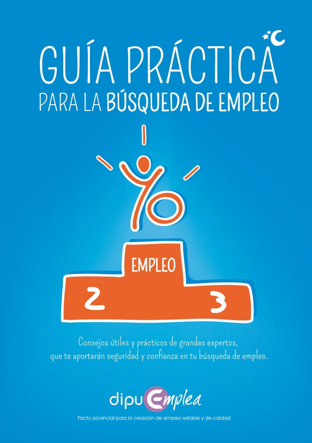 Guía Práctica para la Búsqueda de Empleo by Dionisio Contreras ...