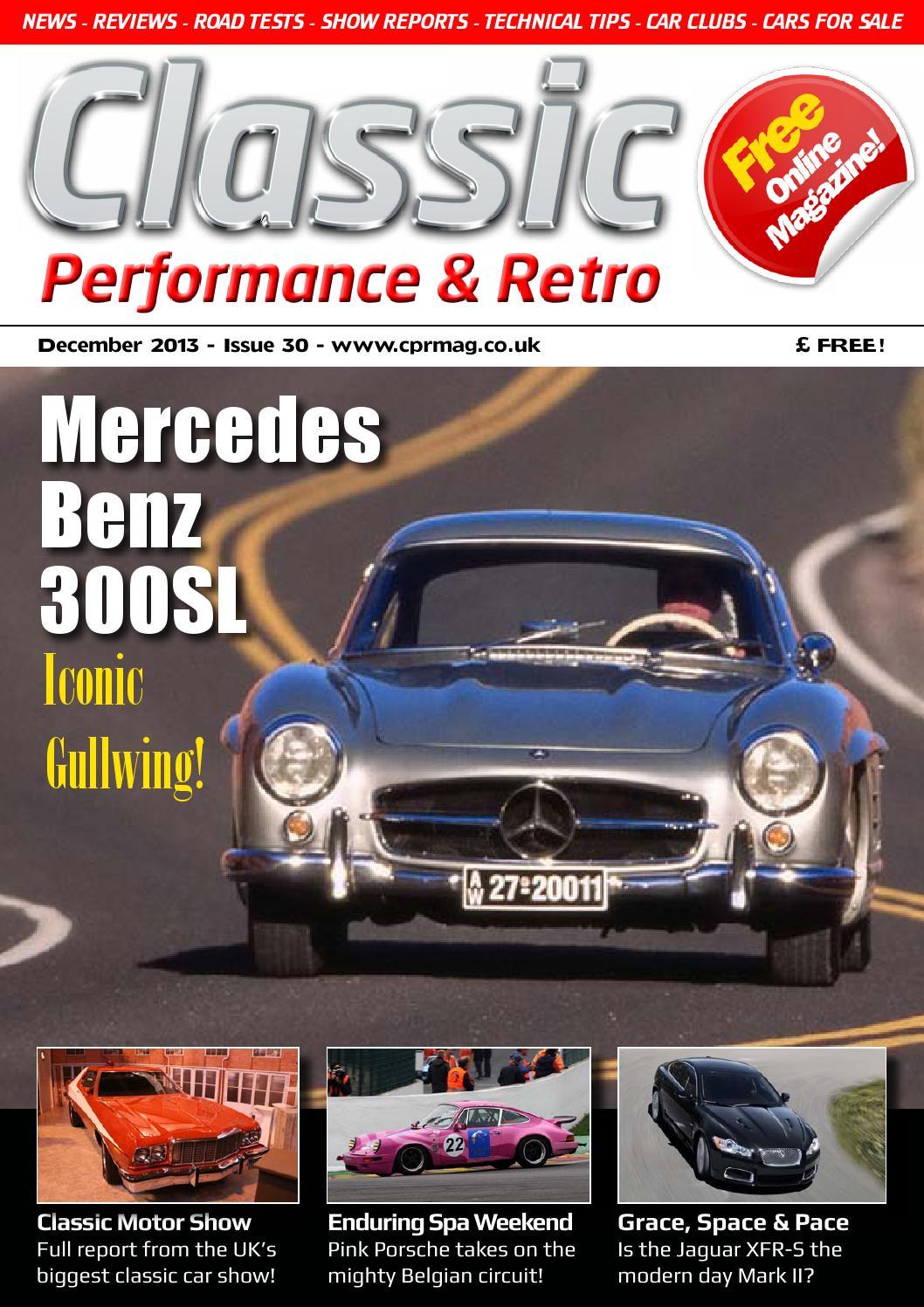 Classic, Performance & Retro December 2013 by AV8 publishing