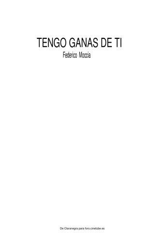 Tengoganasdetifm by Librofilo - issuu b9afdd27d211