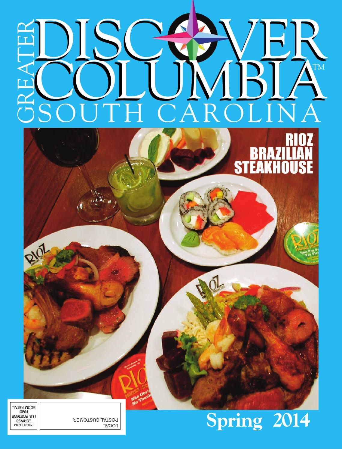 2014 Spring Discover Columbia Issue