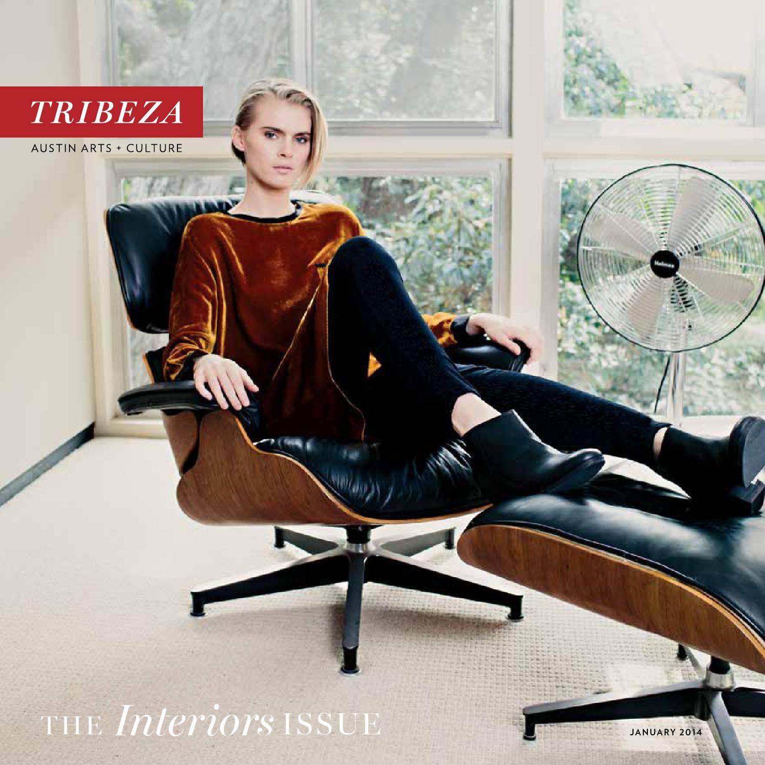 January Interiors Issue by TRIBEZA Austin Curated issuu