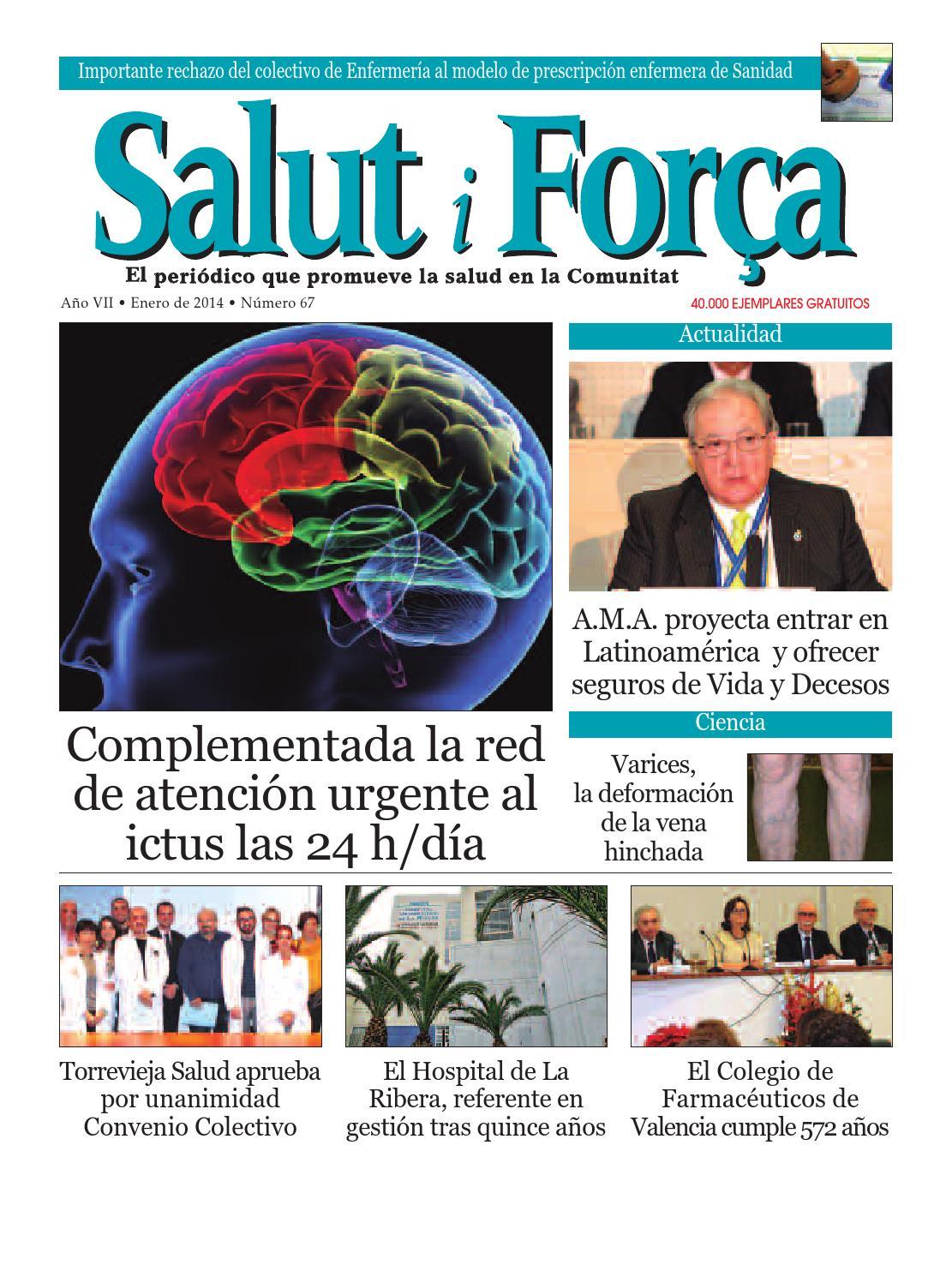 67 Salut i Forca Comunitat by Salud Ediciones - issuu