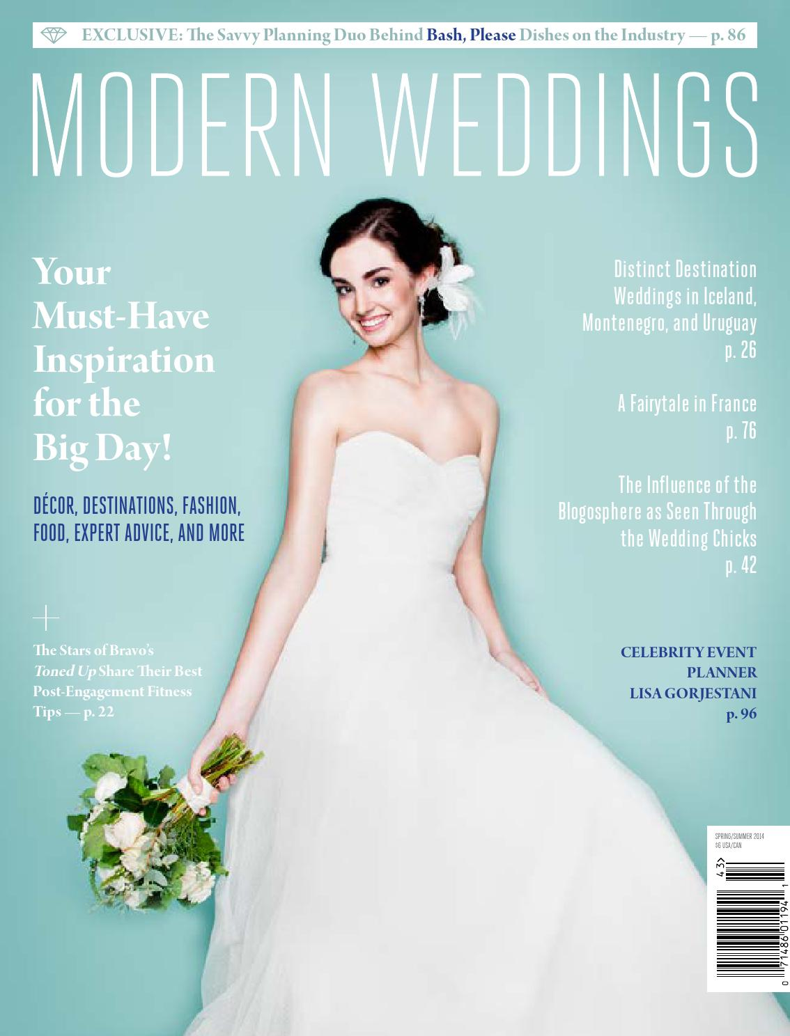 Modern Weddings Issue 1 by Alarm Press - issuu