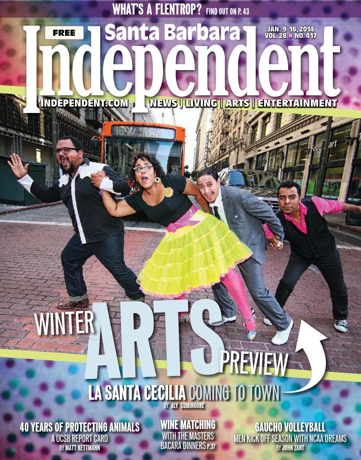 Santa Barbara Independent 01 09 14 By SB