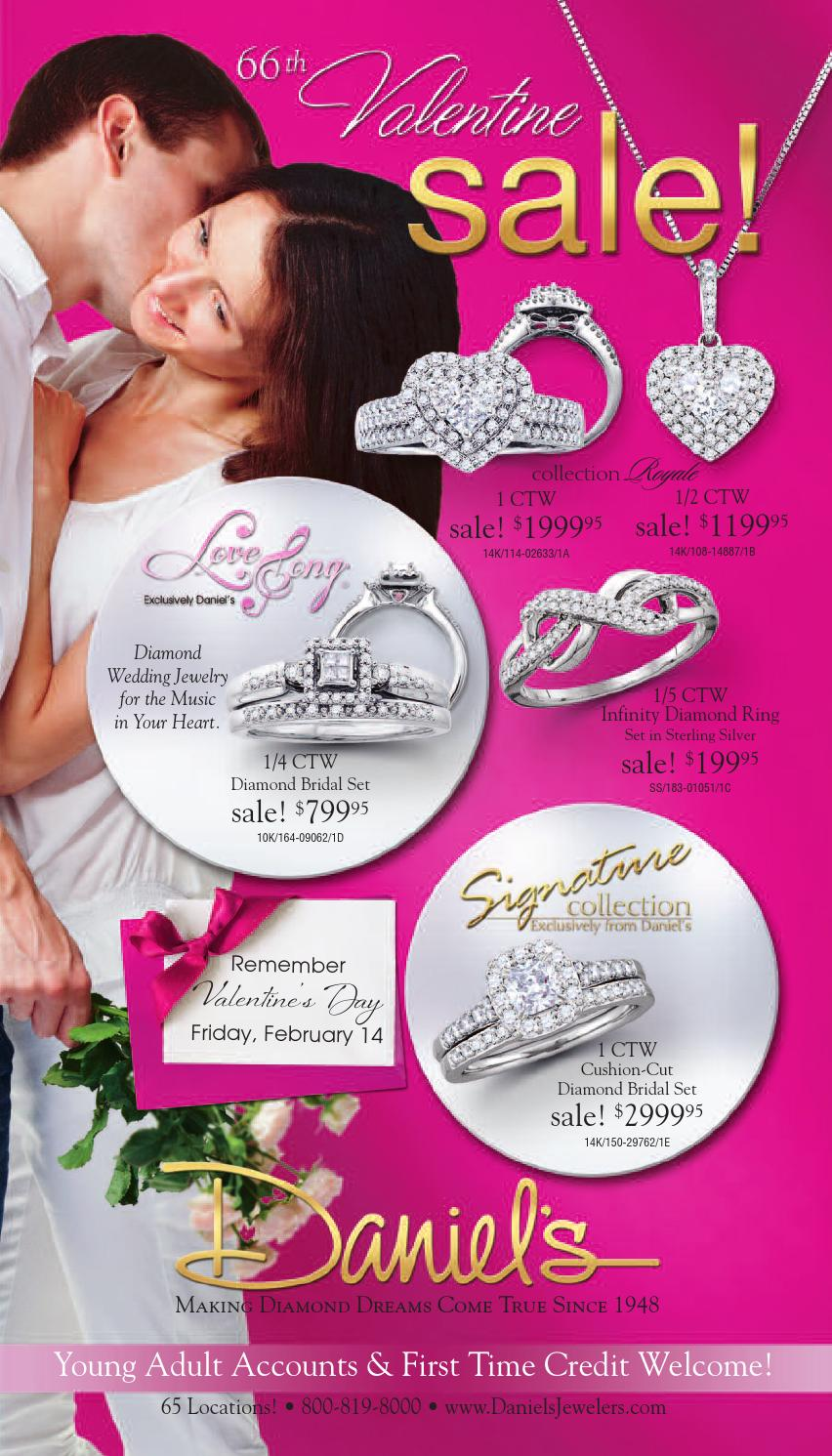 Daniel\'s Jewelers Valentine Sale! by Daniel\'s Jewelers - issuu