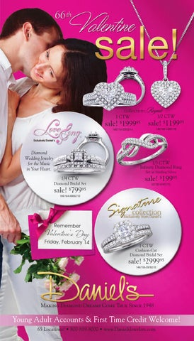 Daniel S Jewelers Valentine Sale By Daniel S Jewelers Issuu