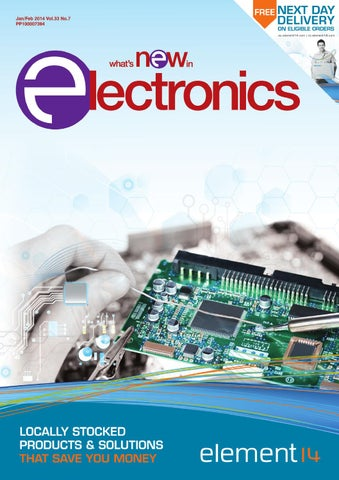81f372cd6a What s New in Electronics Jul Aug 2016 by Westwick-Farrow Media - issuu
