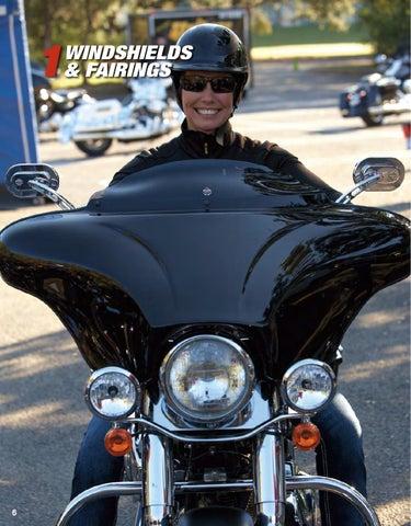 Harley Davidson Et Moto Custom Accessoires Pare Brise By