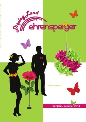 Ehrensperger AG DisplayLand Katalog Frühjahr/Sommer 2014 by ...