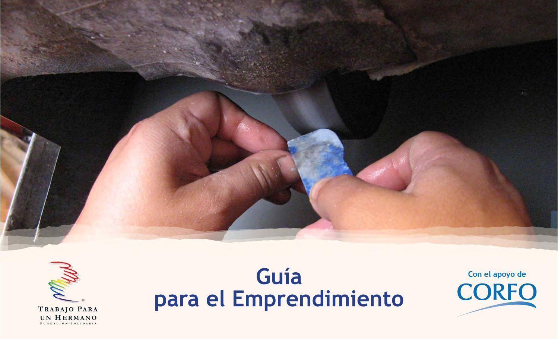 Gu A Para El Emprendimiento Trabajo Para Un Hermano By Trabajo  # Muebles Cecilia Santander Huechuraba