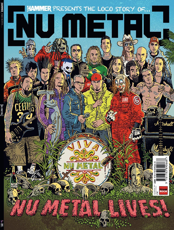 Metal Hammer Presents Nu Metal By Teamrock Com Issuu