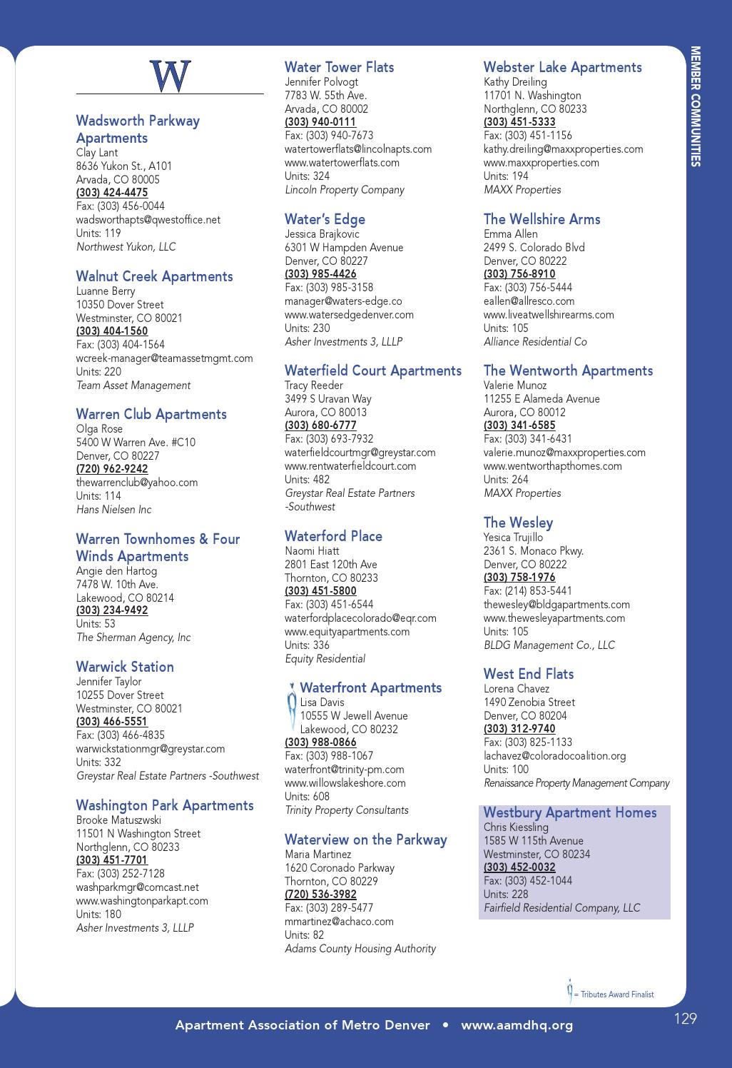Allresco 2014 membership directoryapartment association of metro