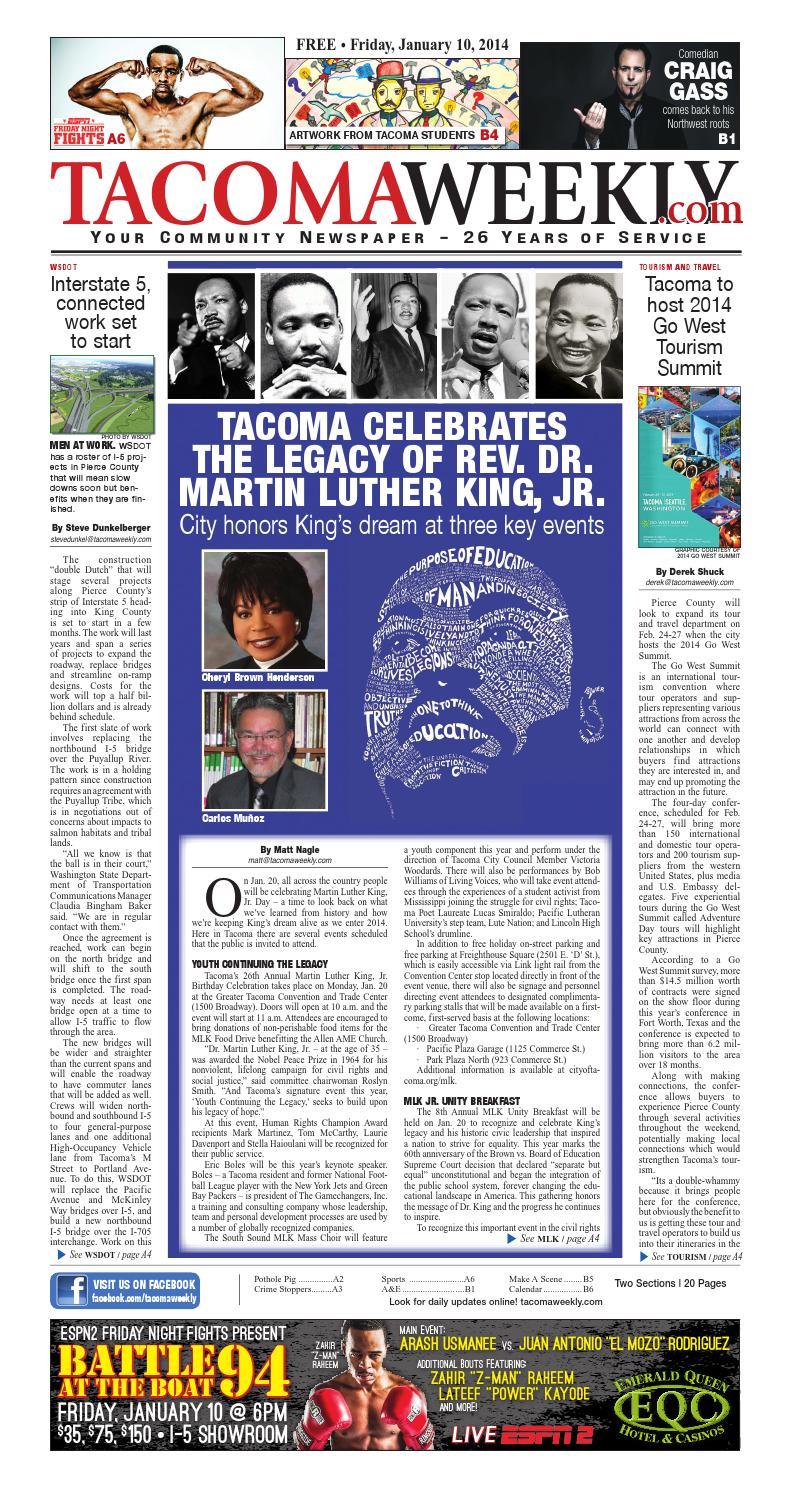 24720930d0 Twa 1 10 14 p01 by Tacoma Weekly News - issuu
