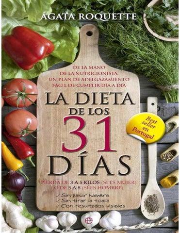 dieta de 12 días para triturar