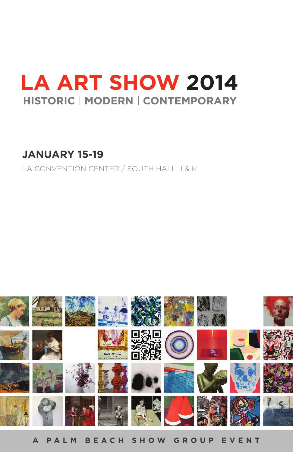 La art show catalogue 2014 by palm beach show group issuu fandeluxe Gallery