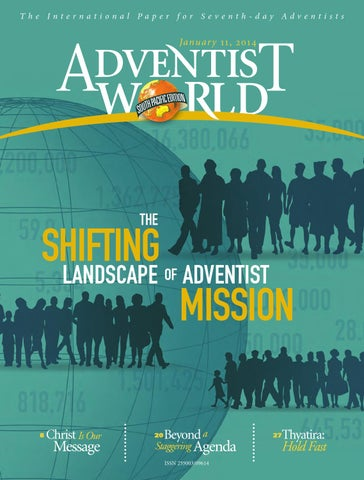 Adventist World January 11 2014 By Adventist Record Issuu