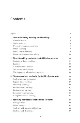 What Teachers Need To Know About Teaching Methods 1 By Toowoomba