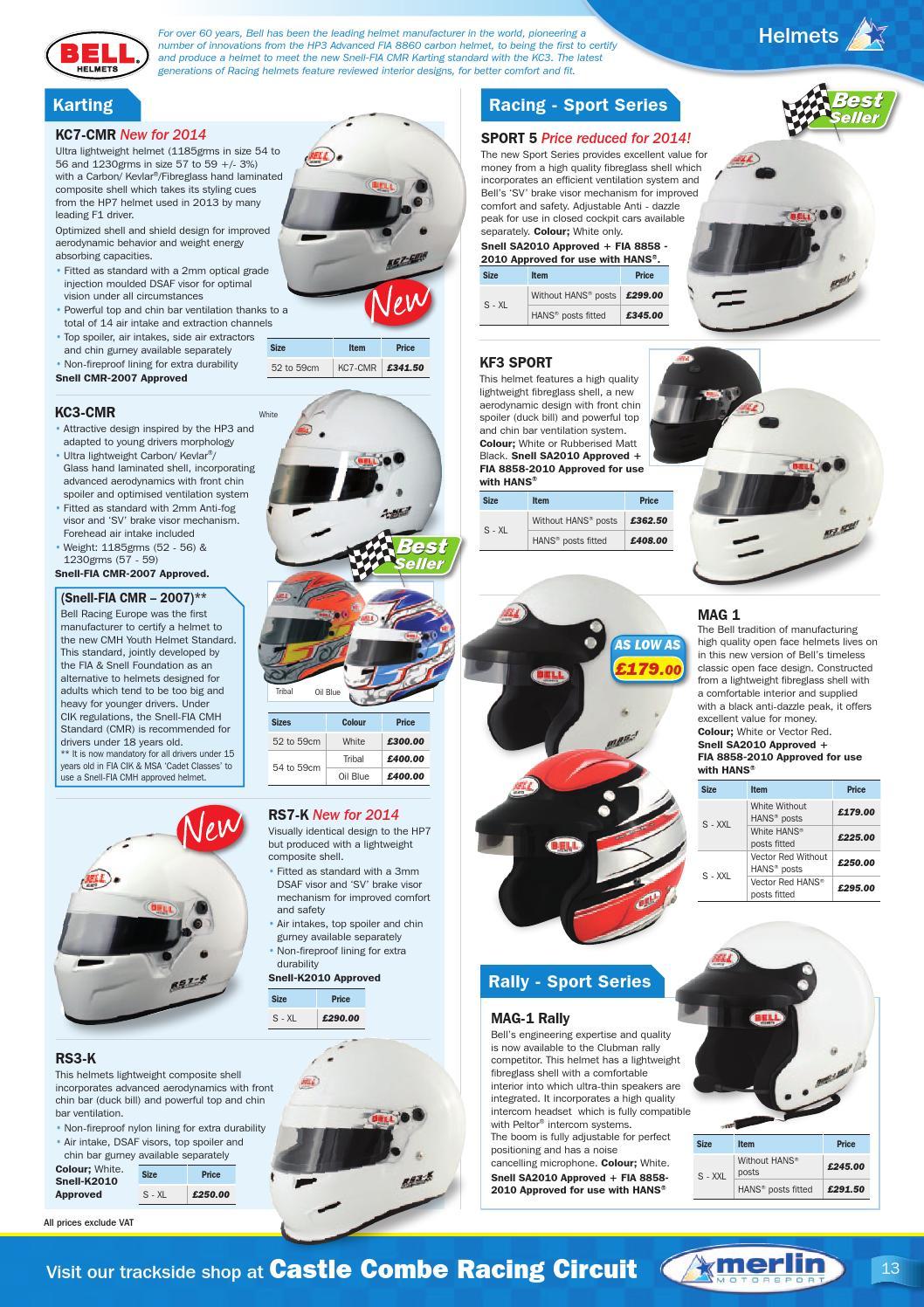 a81b19b92c4 Merlin Motorsport 2013 Motorsport Catalogue by Rob Smith - issuu