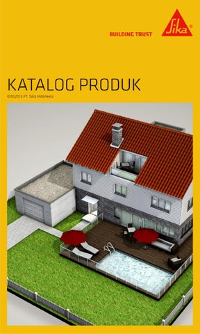 Product Catalog Sika 2013 by Sika Indonesia - issuu
