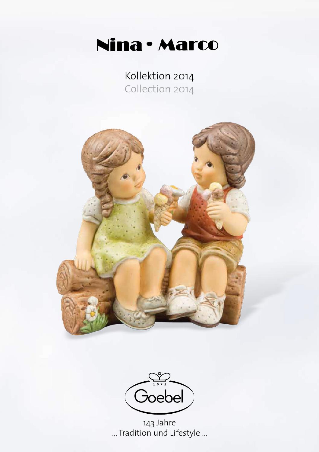 Goebel Mein Schaukeldrache Nina /& Marco Meine Besten Freunde Figur Dekoration