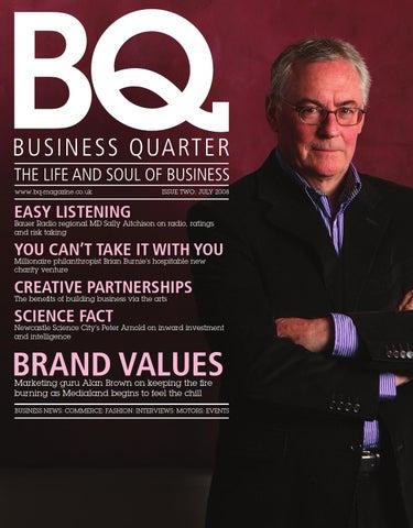 fd8b9c16a1b BQ North East Issue 02 by BQ Magazine - issuu
