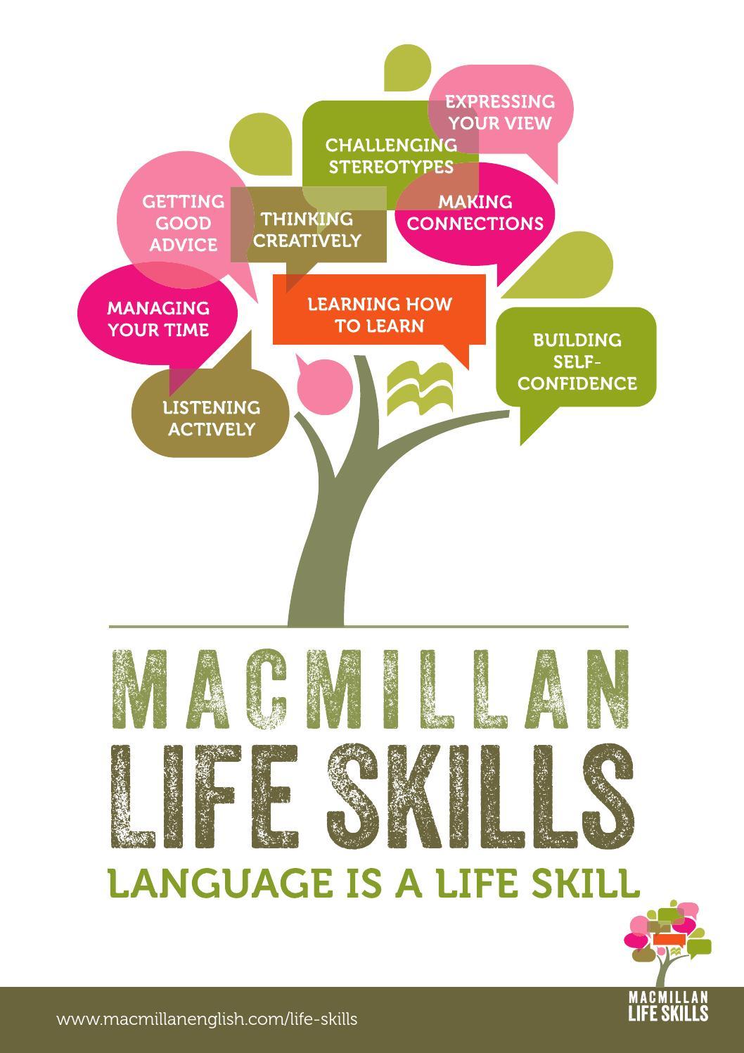 macmillan life skills handbook by macmillan education