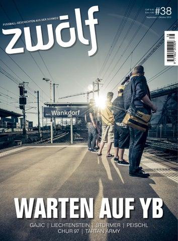 ZWÖLF #34 by ZWÖLF – Fussballmagazin issuu