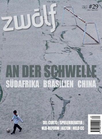 Zwölf 29 By Zwölf Fussballmagazin Issuu
