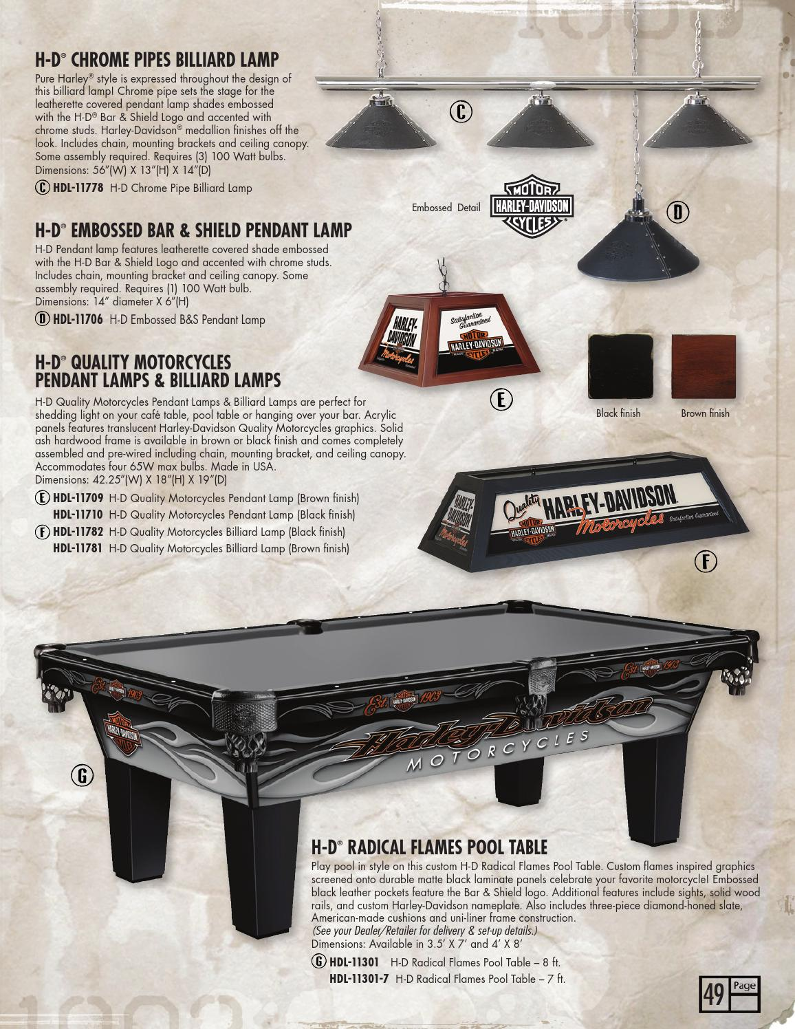 Harley davidson roadhouse collection spring 2014 catalog for Harley davidson motor company group inc