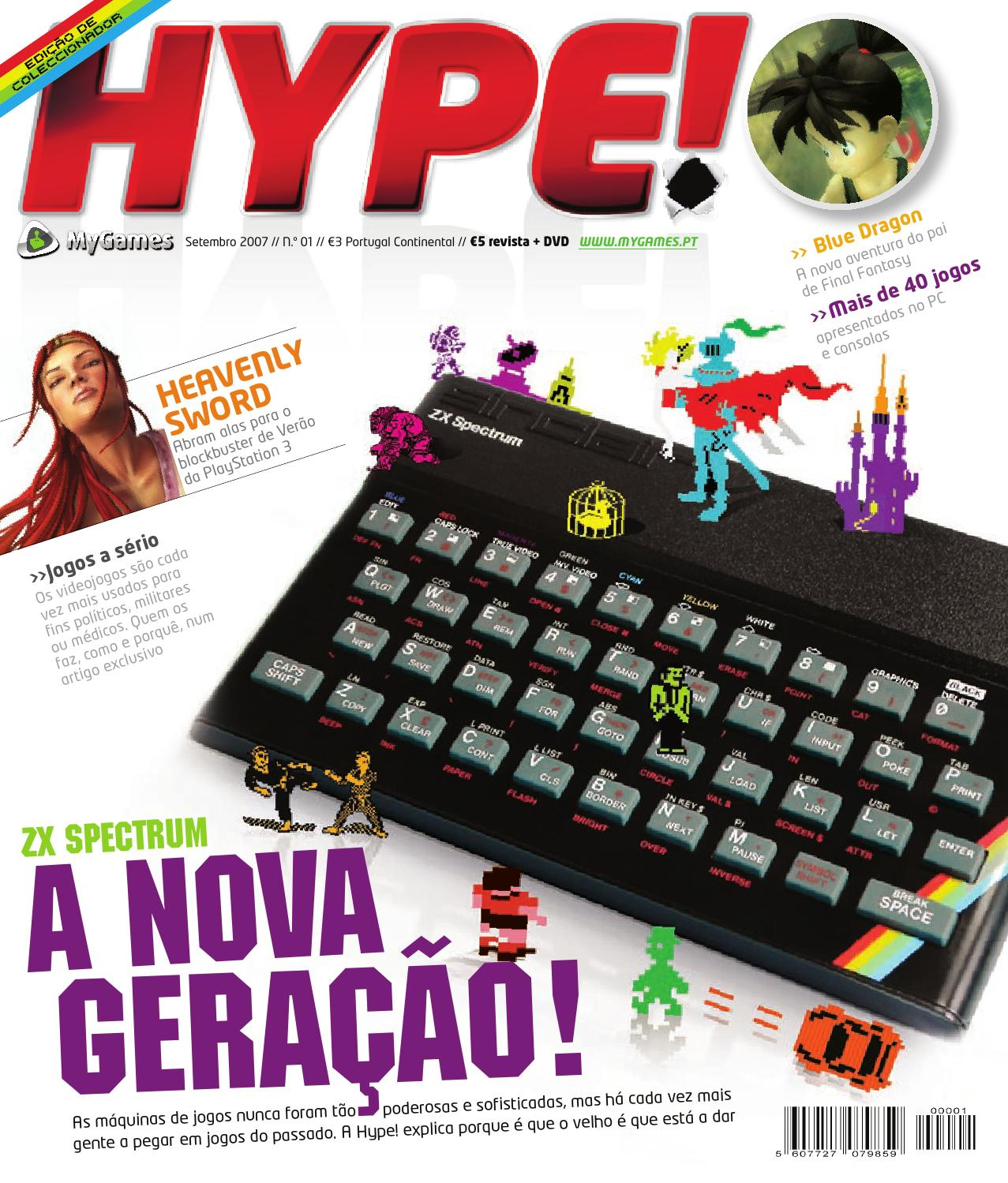 Hype! 01 by Gonçalo Brito - issuu 49f170f5c4