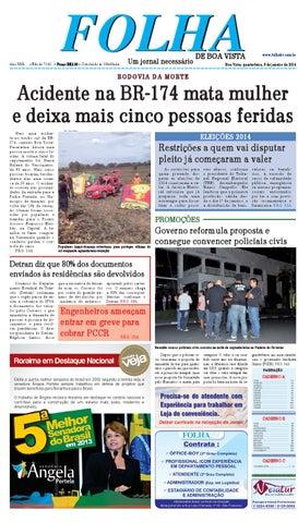 6676364204 Ediçao7141 by Folha de Boa Vista - issuu