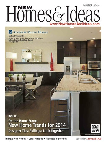 New Homes Ideas Winter 2014 Issue