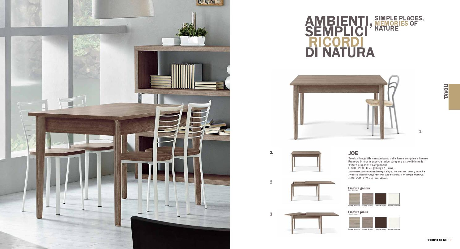 IMAB group - Complementi catalogo by Grazia Mobili - issuu