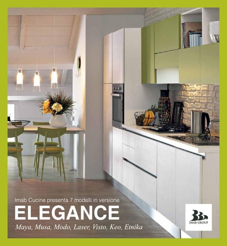 IMAB group - Elegance Cucine by Grazia Mobili - issuu