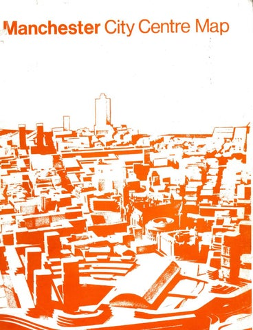 City Centre Map 1967 by Martin Dodge issuu