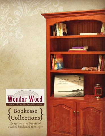 Superieur Bookcase Highlights ·Wood Facing On Ply Shelves Provide Strength And  Stability ·Backs Fastened With Screws To Ensure An Enduring Hold  ·Adjustable Shelf ...