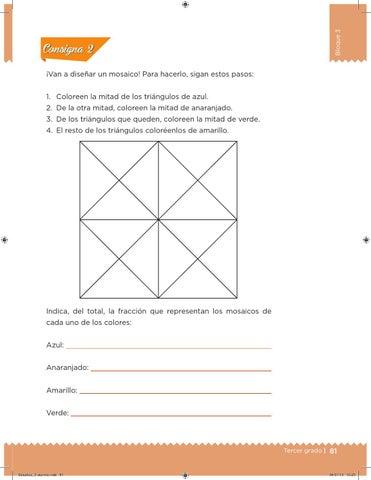 Desafíos Matemáticos. 3° Grado, para el Alumno by Escuelas de Tiempo ...