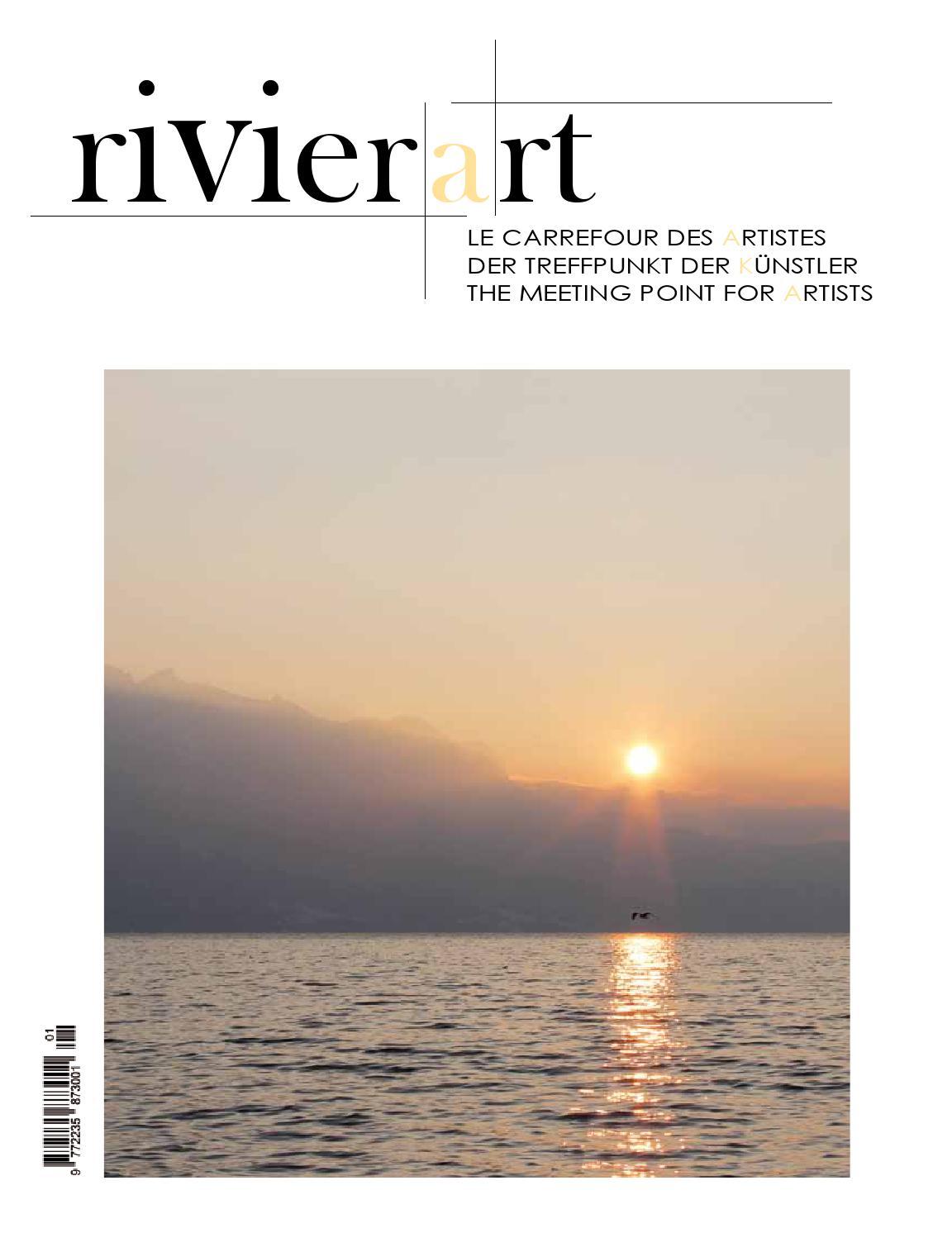 Rivierart n11 02 2014 by Rivierart - issuu