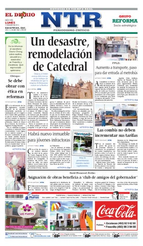 El Diario Ntr By Ntr Medios De Comunicación Issuu