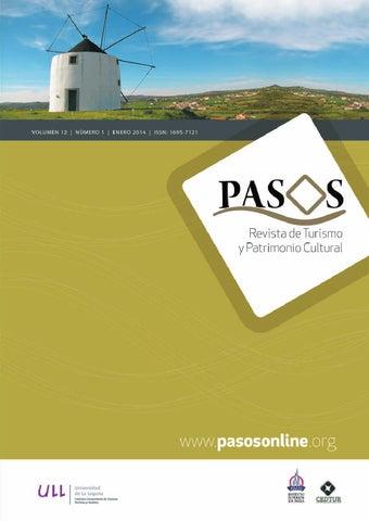 51d879120eab PASOS 12(1) 2014 by PASOS Revista de Turismo y Patrimonio Cultural ...