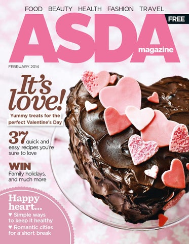 Asda Magazine February 2014 by Asda - issuu