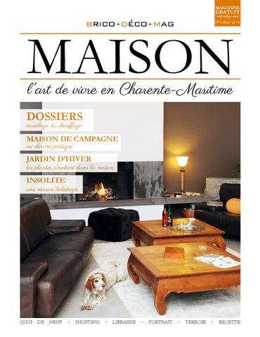 BDM Maison - L art de vivre en Charente Maritime N°3 by BDM MAISON ... f0bce93b9e6