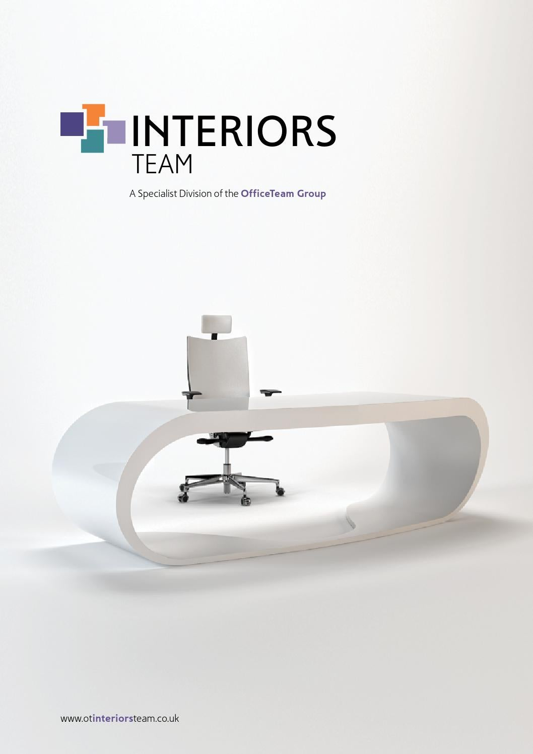 Interiorsteam office furniture catalogue 2014 by officeteam issuu