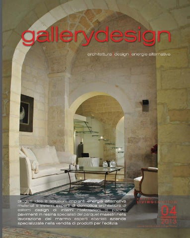 Rivista gallery design 2013 by rivista gallery design issuu for Piani di casa di log artigiano