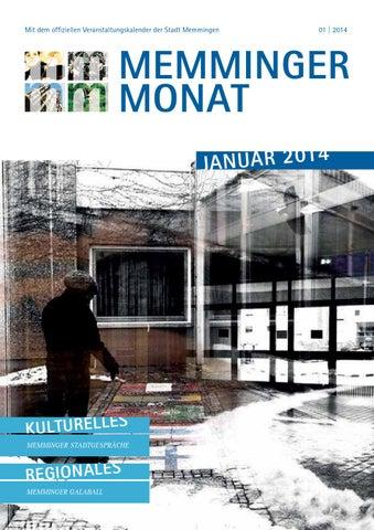 Memminger Monat Januar 2014 By Christoph Baur   Issuu