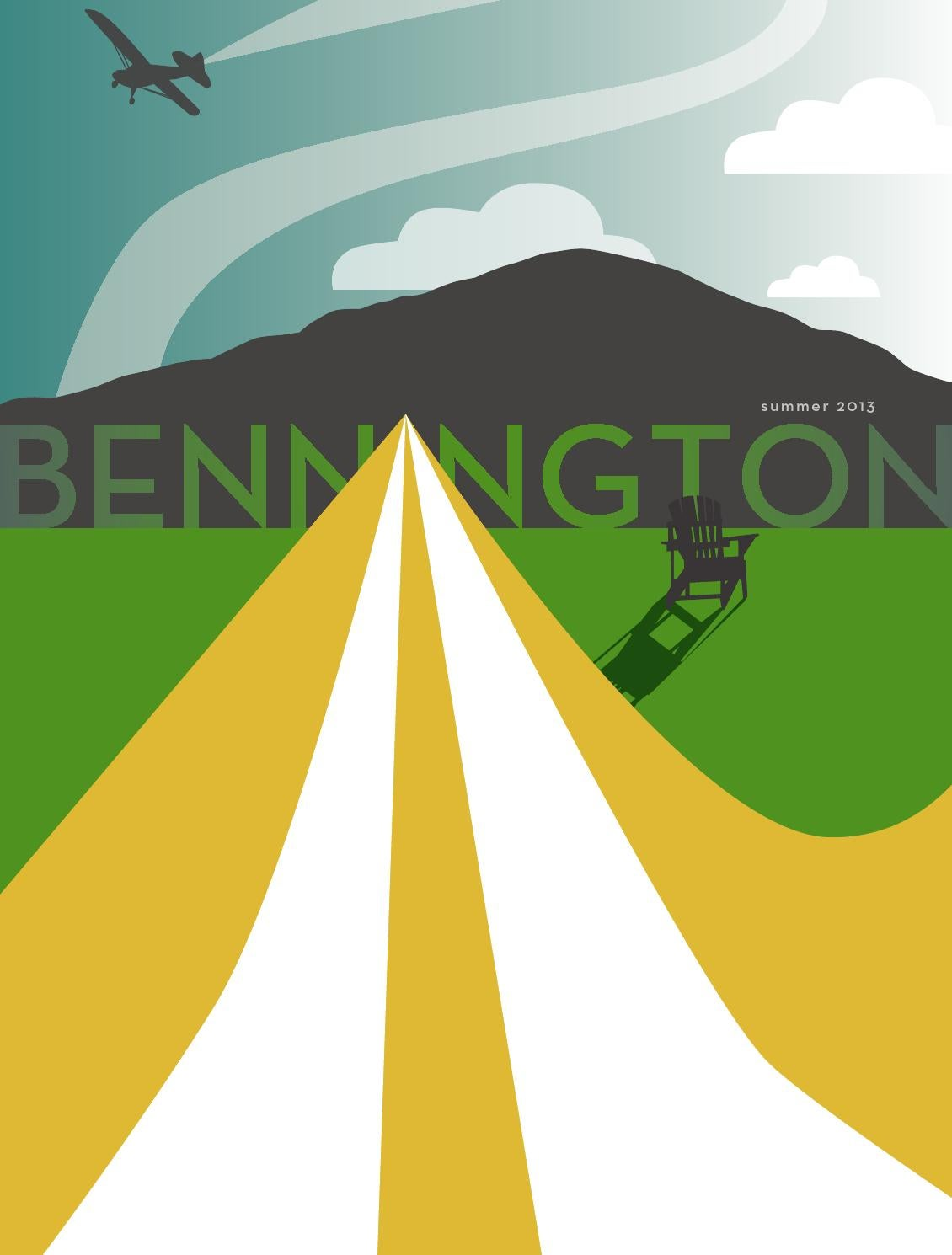 The Reunion Issue by Bennington College - issuu