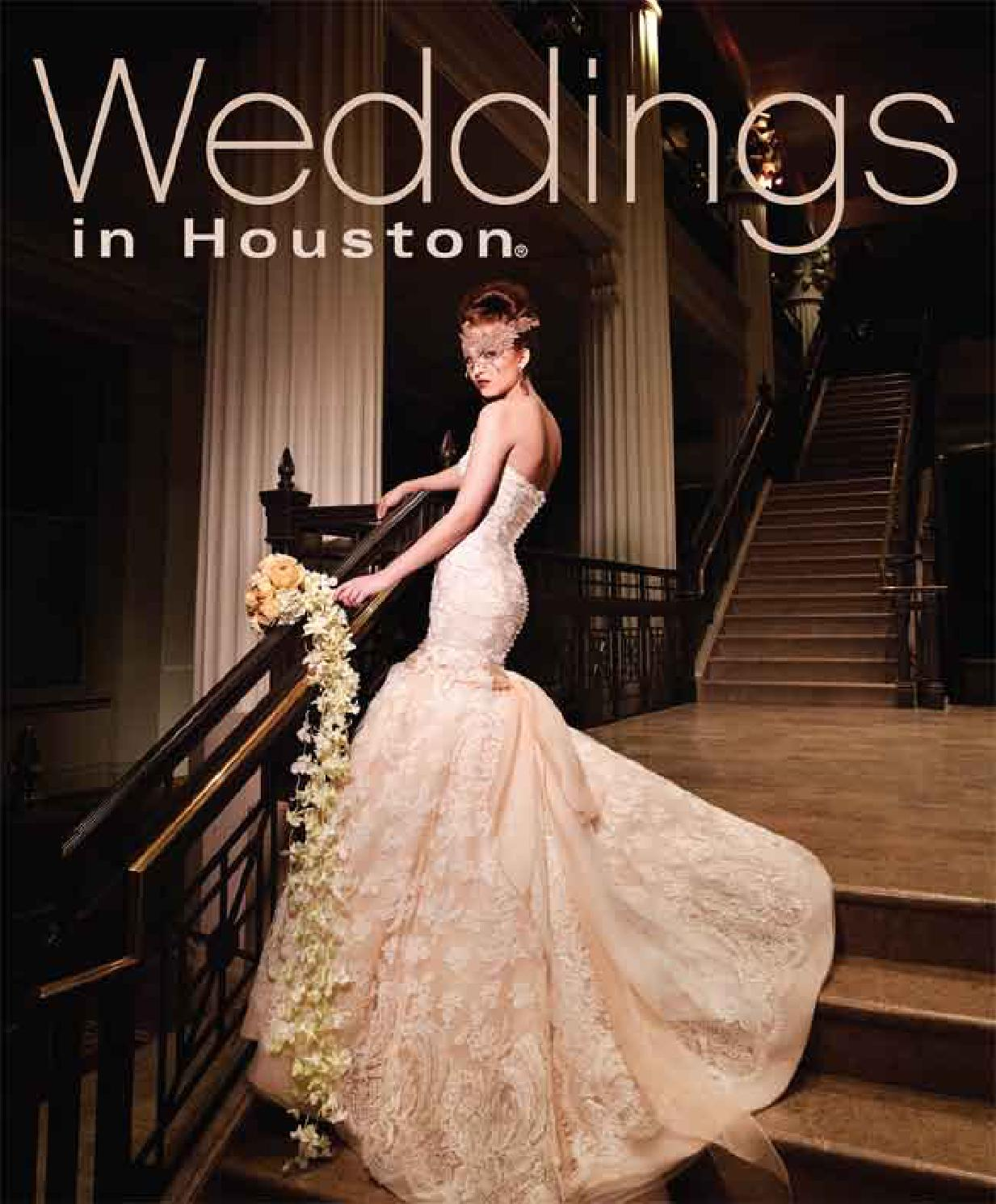 Wedding Gowns Louisville Ky: Weddings In Houston Magazine