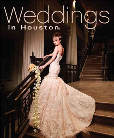 Weddings in Houston Magazine - Jan. 2014 by Weddings in Houston - issuu aaff74d01