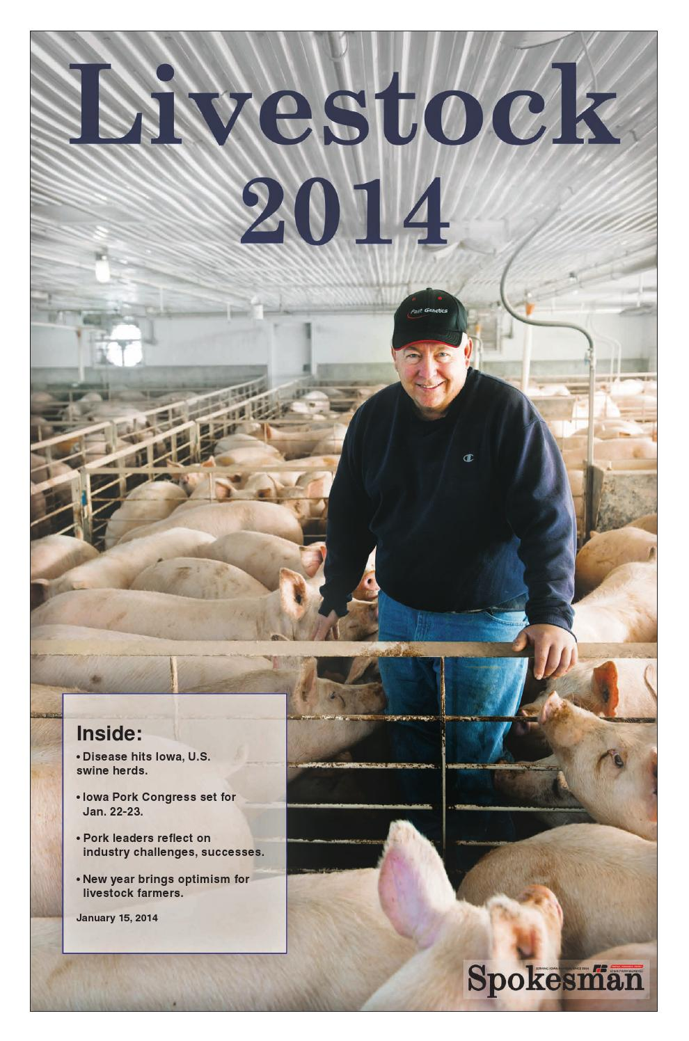 Janlivestock2014 by Iowa Farm Bureau - issuu